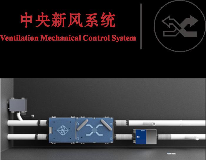 中央新风系统